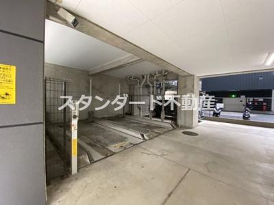 【駐車場】エスリード東梅田