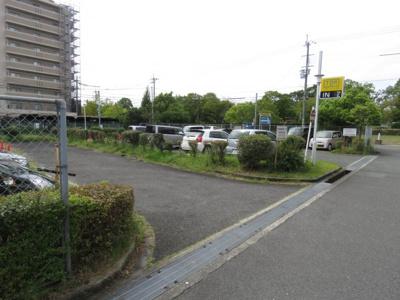 【駐車場】平尾ハイツ