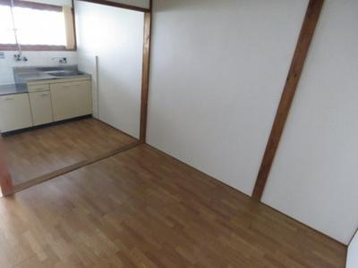 【キッチン】平尾ハイツ