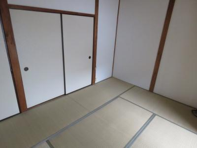 【寝室】平尾ハイツ