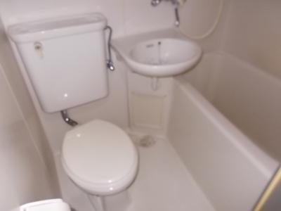 【浴室】中村コーポ
