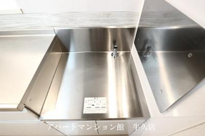 【キッチン】サニーレジデンス