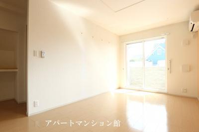 【居間・リビング】サニーレジデンス