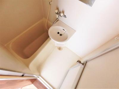 【浴室】鷲巣ドリームハイツ