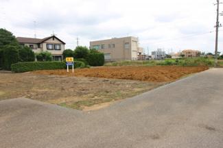 【外観】つくば市上横場 売地 1048万円 市街化調整区域