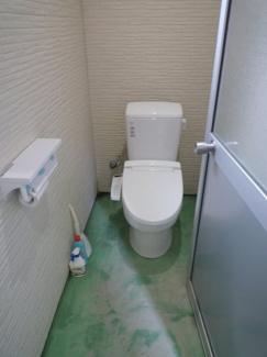 【トイレ】児島白尾工場