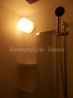 ハーモニーテラス清水町のコンパクトで使いやすいシャワールームです☆