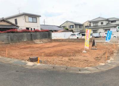 【外観】伏見区桃山福島太夫西町 建築条件付売土地