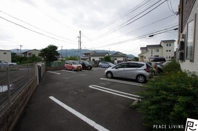 【駐車場】プロヌーブ中島田