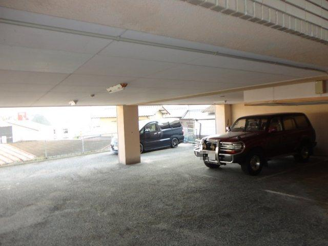 【駐車場】ハイクレスト山の田