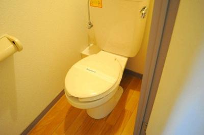 【トイレ】レオパレス奈成