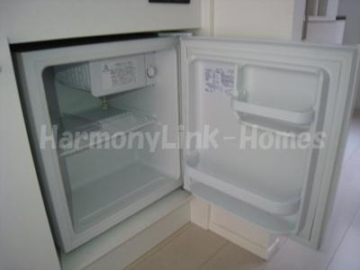 ハーモニーテラス志茂Ⅲのミニ冷蔵庫