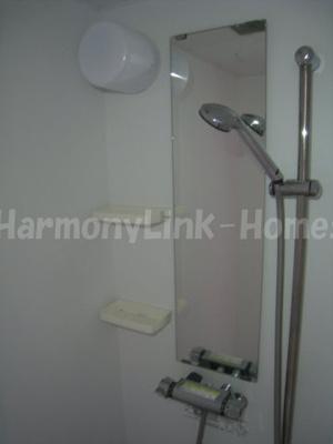 ハーモニーテラス志茂Ⅲのシャワールーム