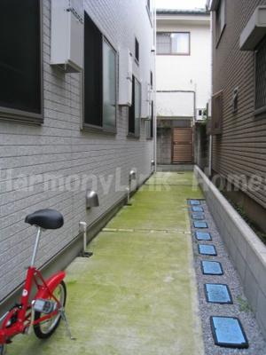 ハーモニーテラス志茂Ⅲの駐輪スペース☆