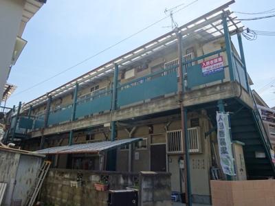 【外観】コーポ東太田