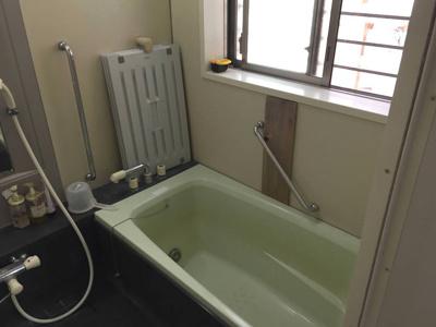【浴室】和歌山市善明寺