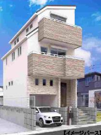 【外観パース】垂水区山手3丁目 新築戸建