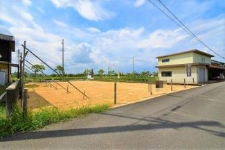【外観】近江八幡市上田町 売土地