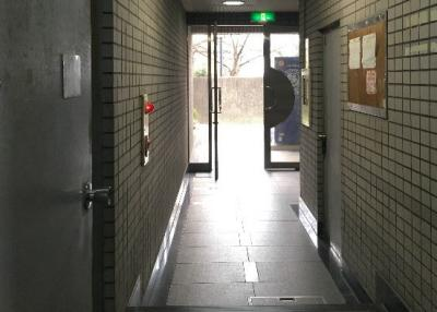 【エントランス】プリエールファミリー住ノ江御崎