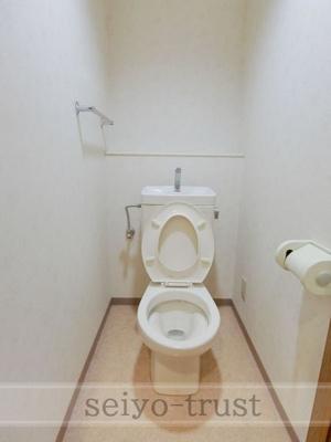 【トイレ】メゾンリブラOSHITA
