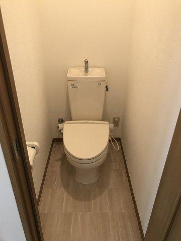 【トイレ】パレス六本木