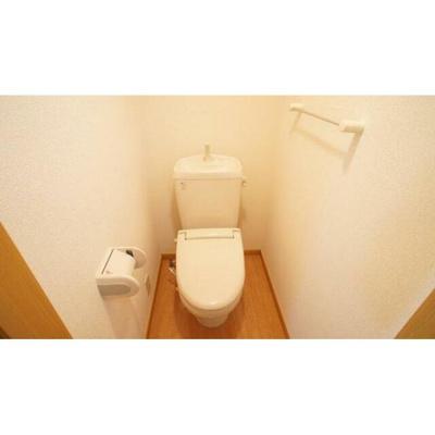 ベルコーポのトイレ