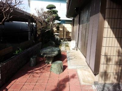 【庭】藤沢台6丁目戸建