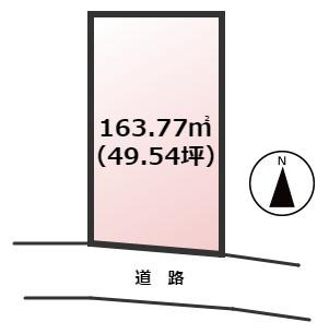 【土地図】東区若宮1丁目土地