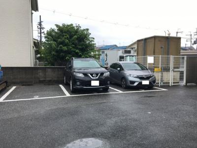 【駐車場】カピラ