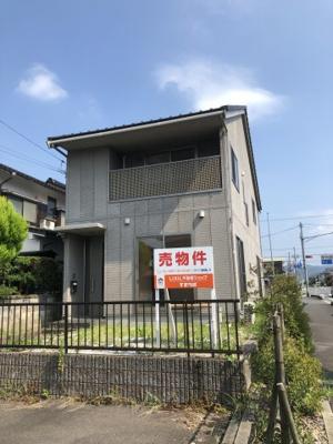 【外観】鳥取市桜谷戸建て賃貸
