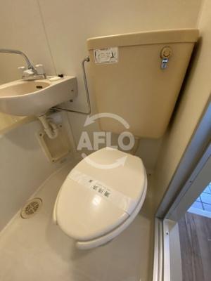 カルム25 トイレ