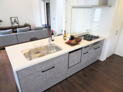 【区画図】箕面市新稲4丁目 新築戸建 1号地