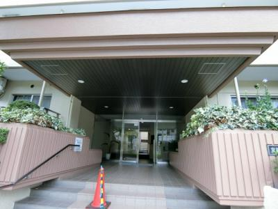 【エントランス】宮前平土橋スカイマンション