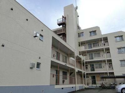 【外観】宮前平土橋スカイマンション