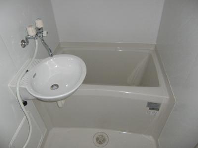【浴室】レオパレス スナッグビラ