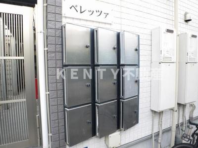 【その他共用部分】ベレッツァ