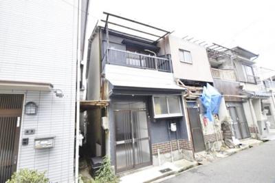 【外観】伊賀6丁目貸家
