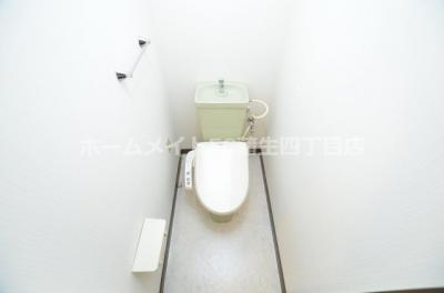 【トイレ】リトルハウス中央