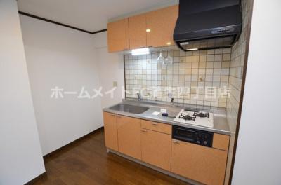 【キッチン】リトルハウス中央
