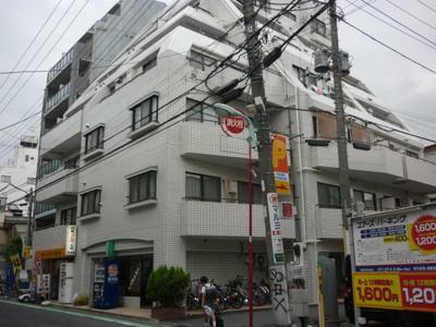 【外観】ワコー南大塚マンション