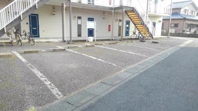 【駐車場】エルディム北C