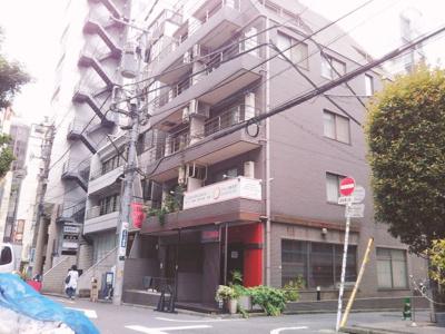 【外観】ヴィラファースト渋谷