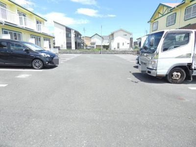 【駐車場】プレンティハウスA