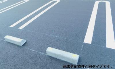 【駐車場】リクワイヤドⅡ