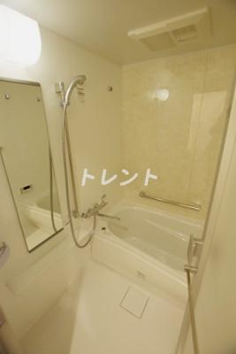 【浴室】パークアクシス日本橋兜町