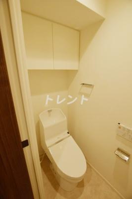 【トイレ】パークアクシス日本橋兜町