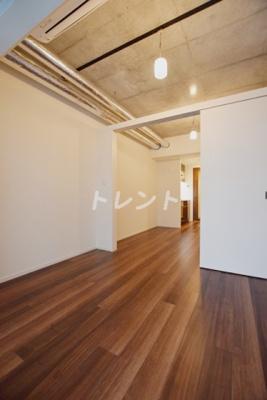 【寝室】パークアクシス日本橋兜町