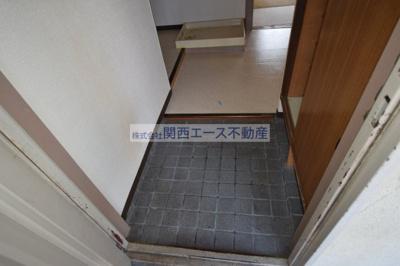 【玄関】福寿山マンション