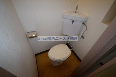 【トイレ】福寿山マンション