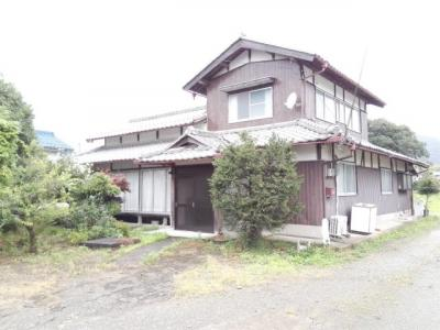 【外観】氷上町谷村中古住宅
